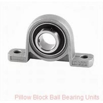 2.9375 in x 8-1/2 to 9-1/2 in x 2.33 in  Dodge P2BSC215 Pillow Block Ball Bearing Units