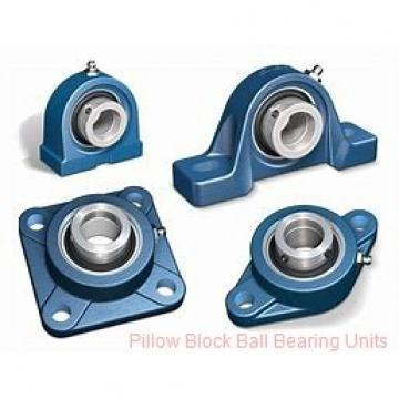 1.4375 in x 4.68 to 5.44 in x 1.71 in  Dodge P2BSCEZ107-SHCR Pillow Block Ball Bearing Units